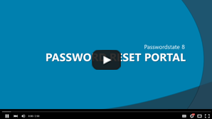 Self-Service Password Reset Portal - Passwordstate